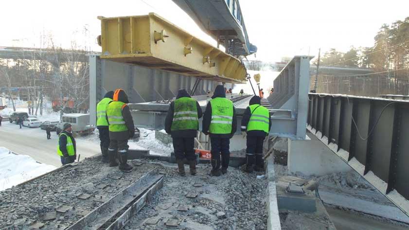 ремонт железнодорожного моста