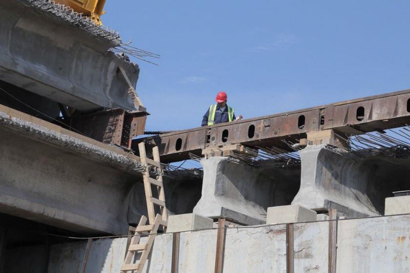 рекоснтрукция моста
